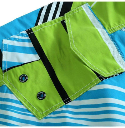Quick Dry Printed Men's Board Shorts