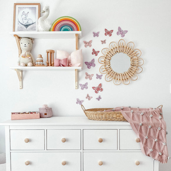 When you start planning your baby nursery the list seems endless. Particularly for the first baby.  We have a curated selection of baby essentials that are high quality, useful and stylish.