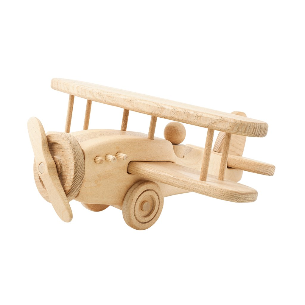 Pre-Order - Wooden Plane - Ben (Arriving Oct)