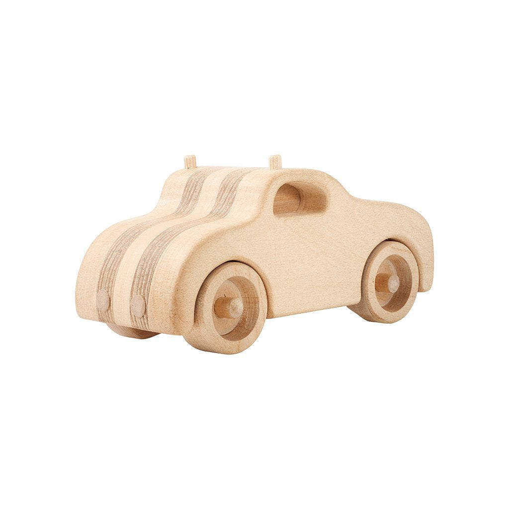 Pre-Order - Wooden Car - Todd (Arriving Oct)