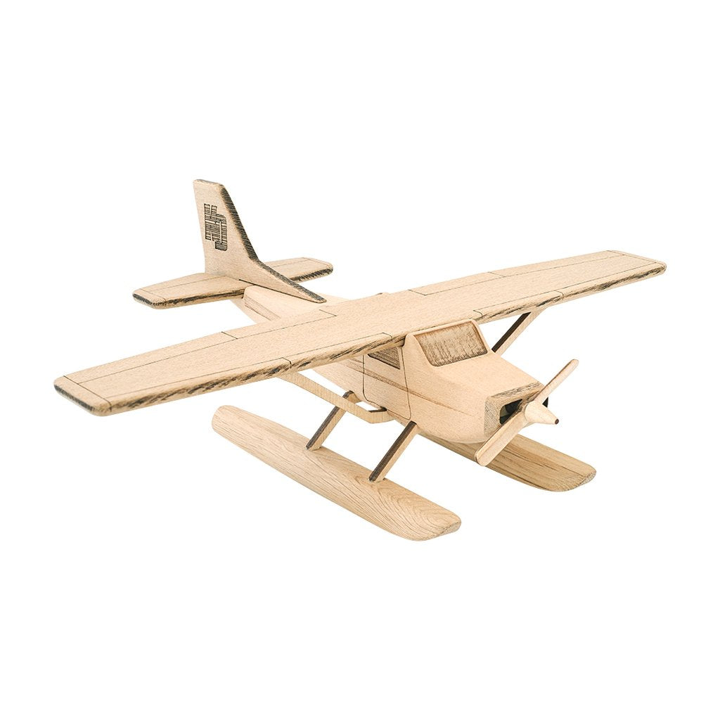 Pre-Order - Wooden Sea Plane - Larry (Arriving Oct)