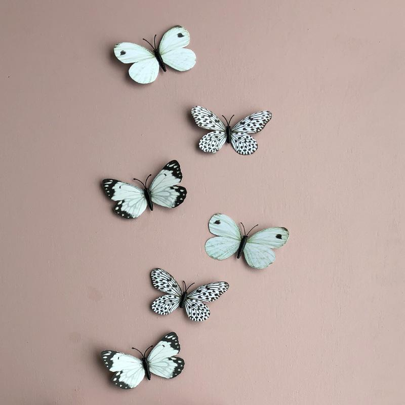 *COMING SOON* 3D Butterfly Wall Decal Set
