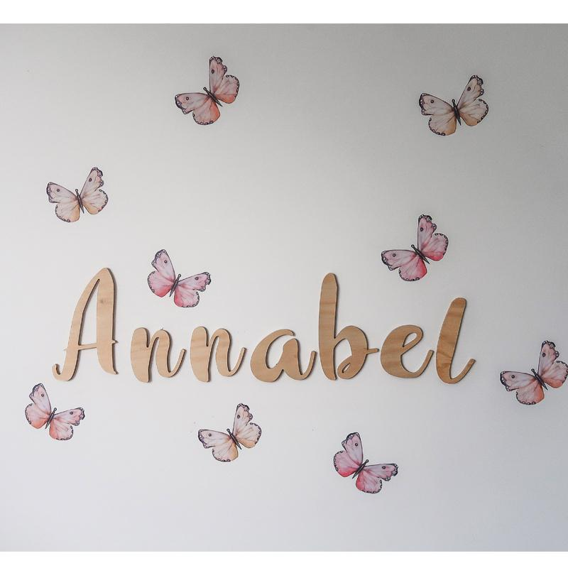 *COMING SOON* Butterfly Wall Decal Set