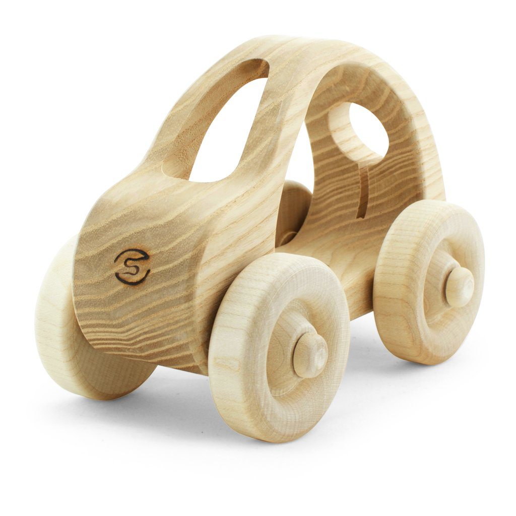 Wooden Toy Car - Casey