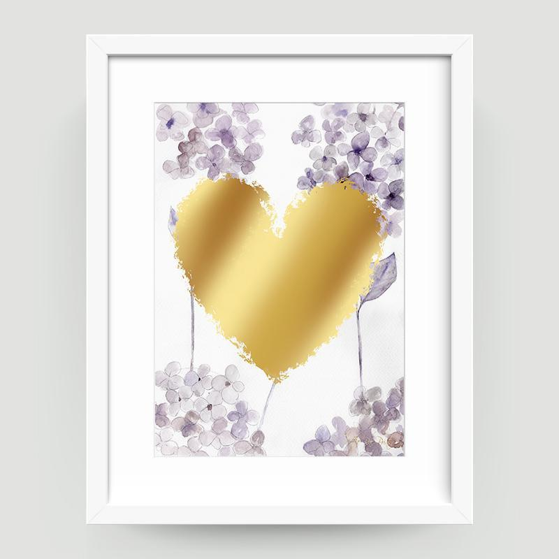 LOVEHEART Wall Art Print