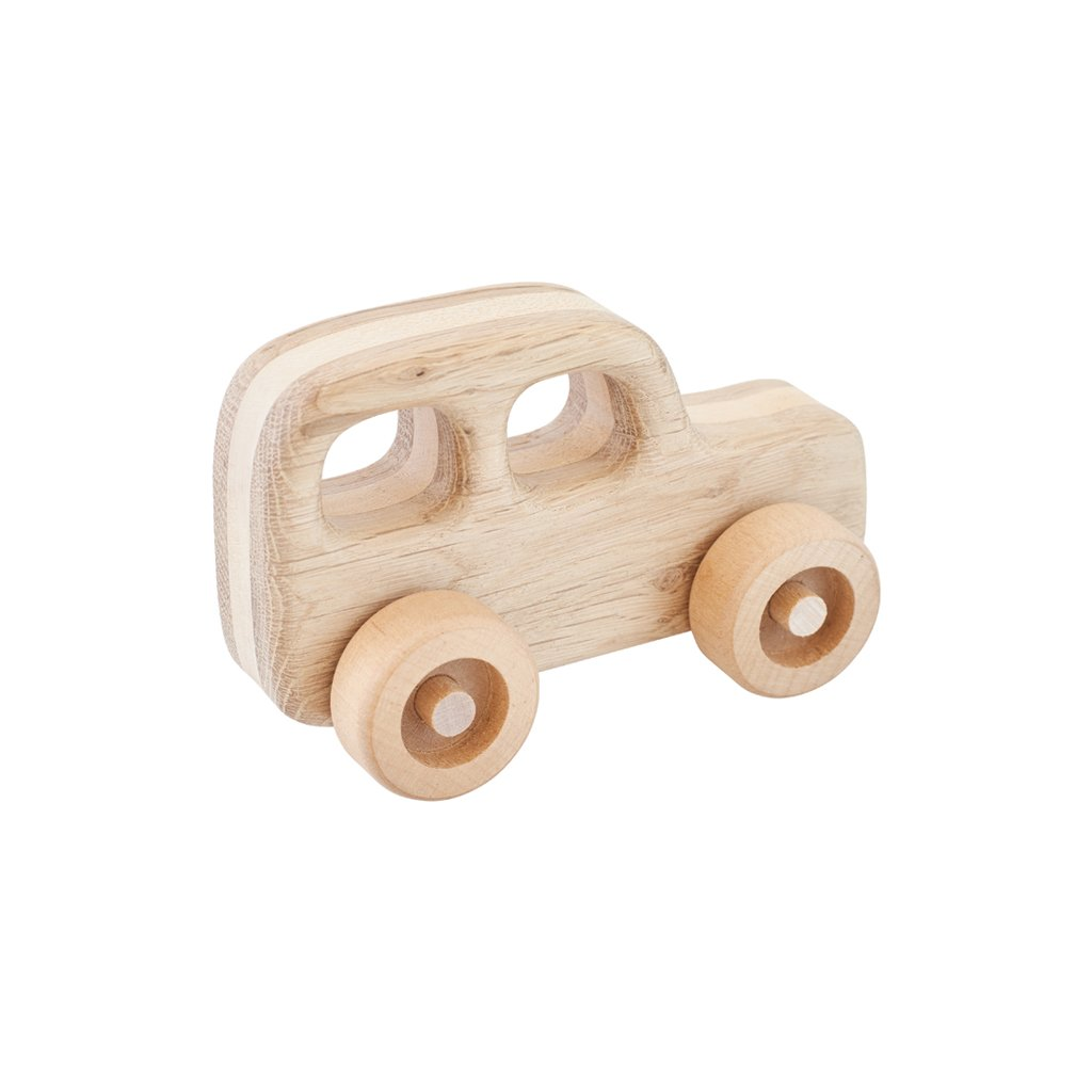 Pre-Order - Wooden Car - Emma (Arriving Oct)