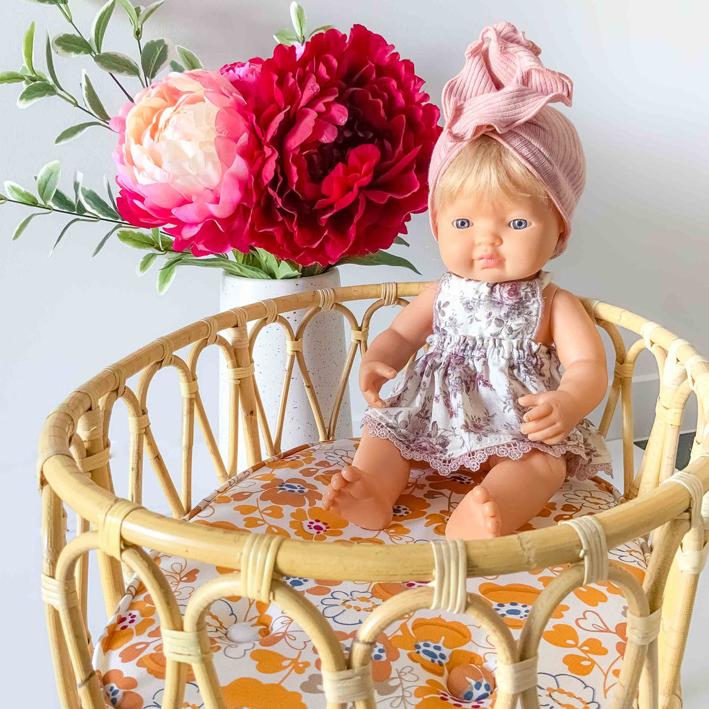 Doll Clothing - Floral Dress