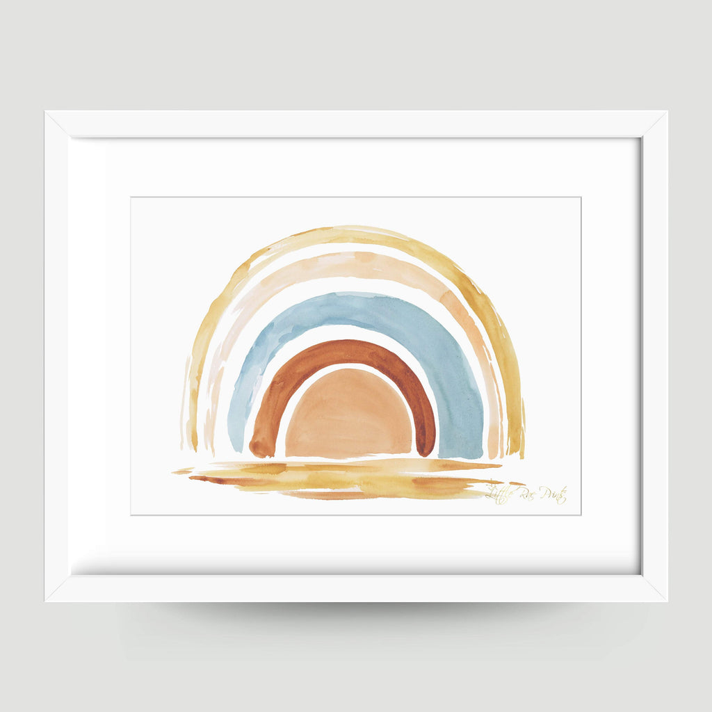 *COMING SOON* Rainbow Wall Art Print