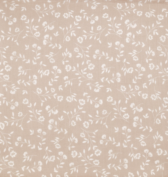 MUSLIN SWADDLE - WILD FLOWER TAUPE