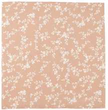 Load image into Gallery viewer, MUSLIN SWADDLE - BLOOM PEACH