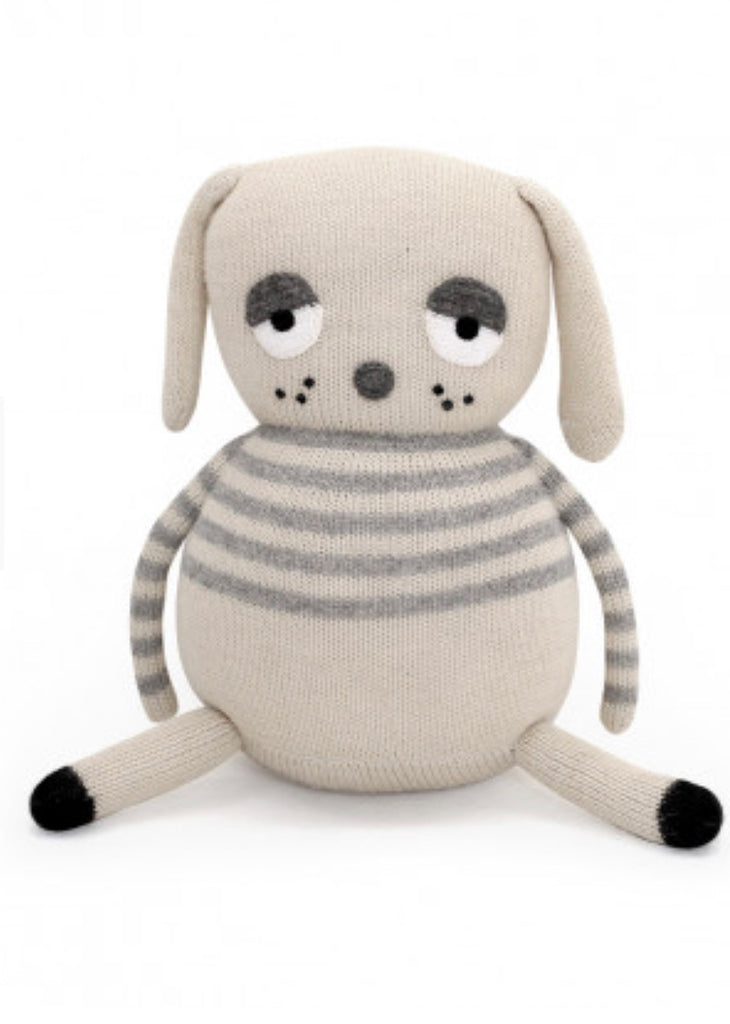 Ooh Noo Soft Toy-Lazy Dog