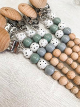Load image into Gallery viewer, Pop Ya Tot Dummy Chain- Sage Green