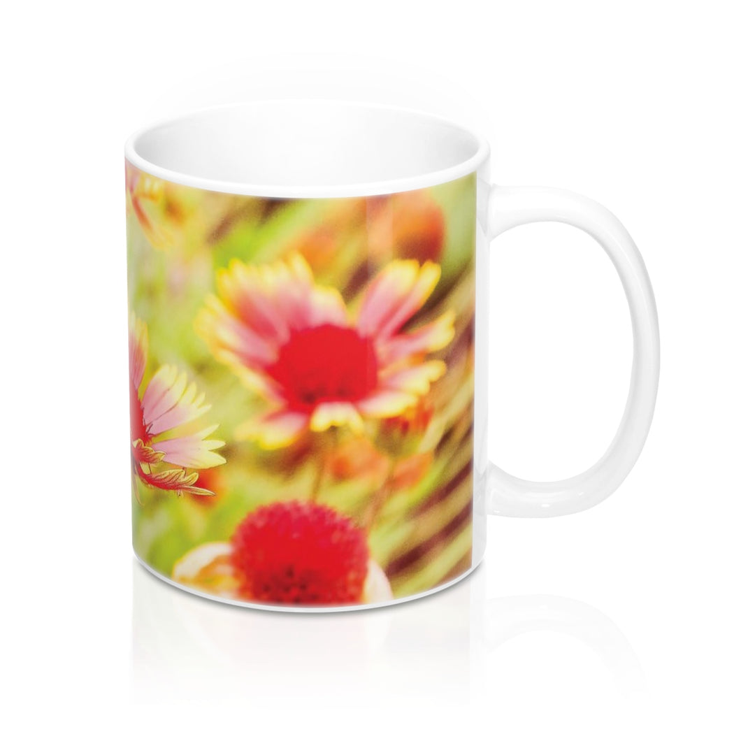 Flower Power Mug (11 oz)