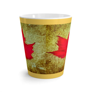 Leaf Latte Mug (12 oz)