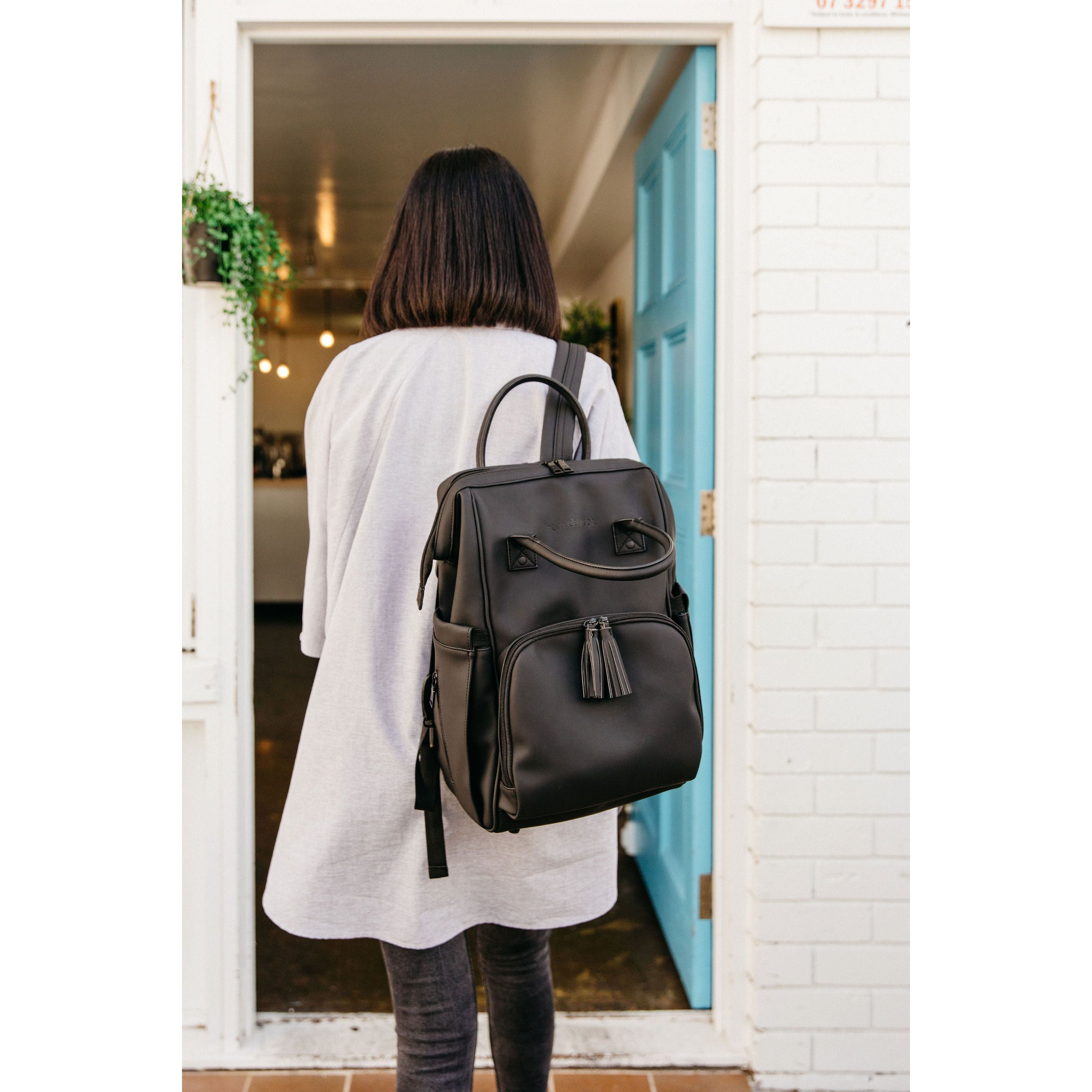 Sunday Luxe Nappy (Diaper) Bag 2.0 Backpack