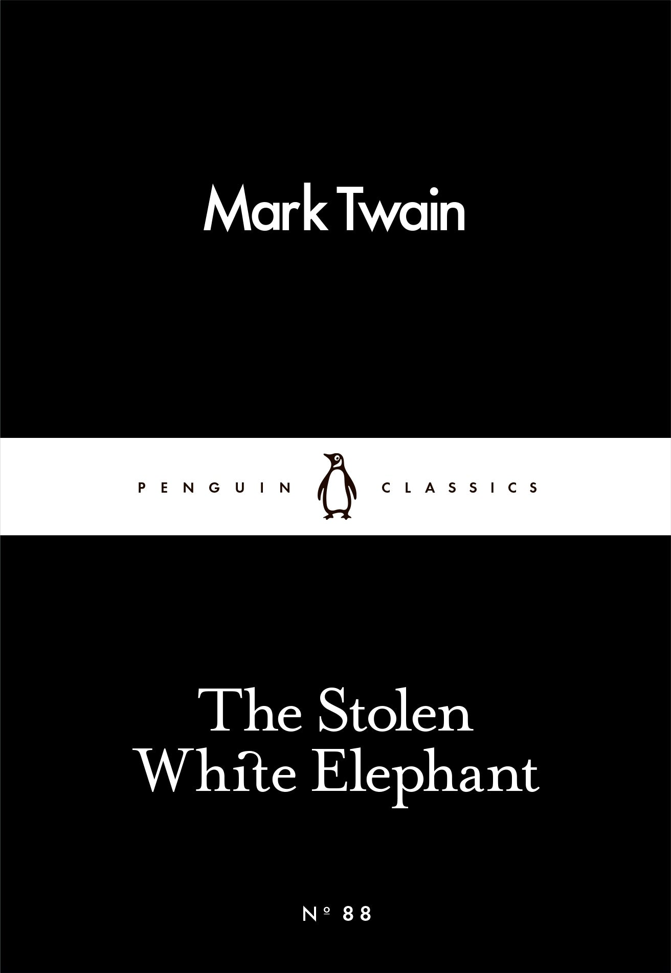 The Stolen White Elephant - Mark Twain