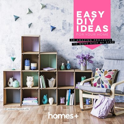 Easy DIY Ideas for your Home - Homes +