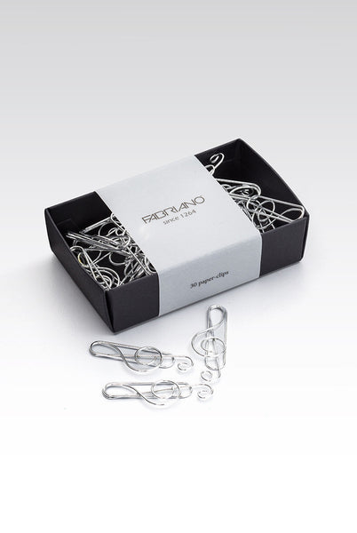Fabriano Boutique - Box of Paper Clips