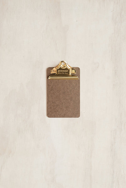 Penco - Old School Clipboard - Mini