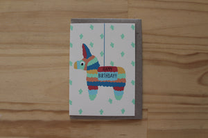 Sketchy - Greeting Card - Piñata