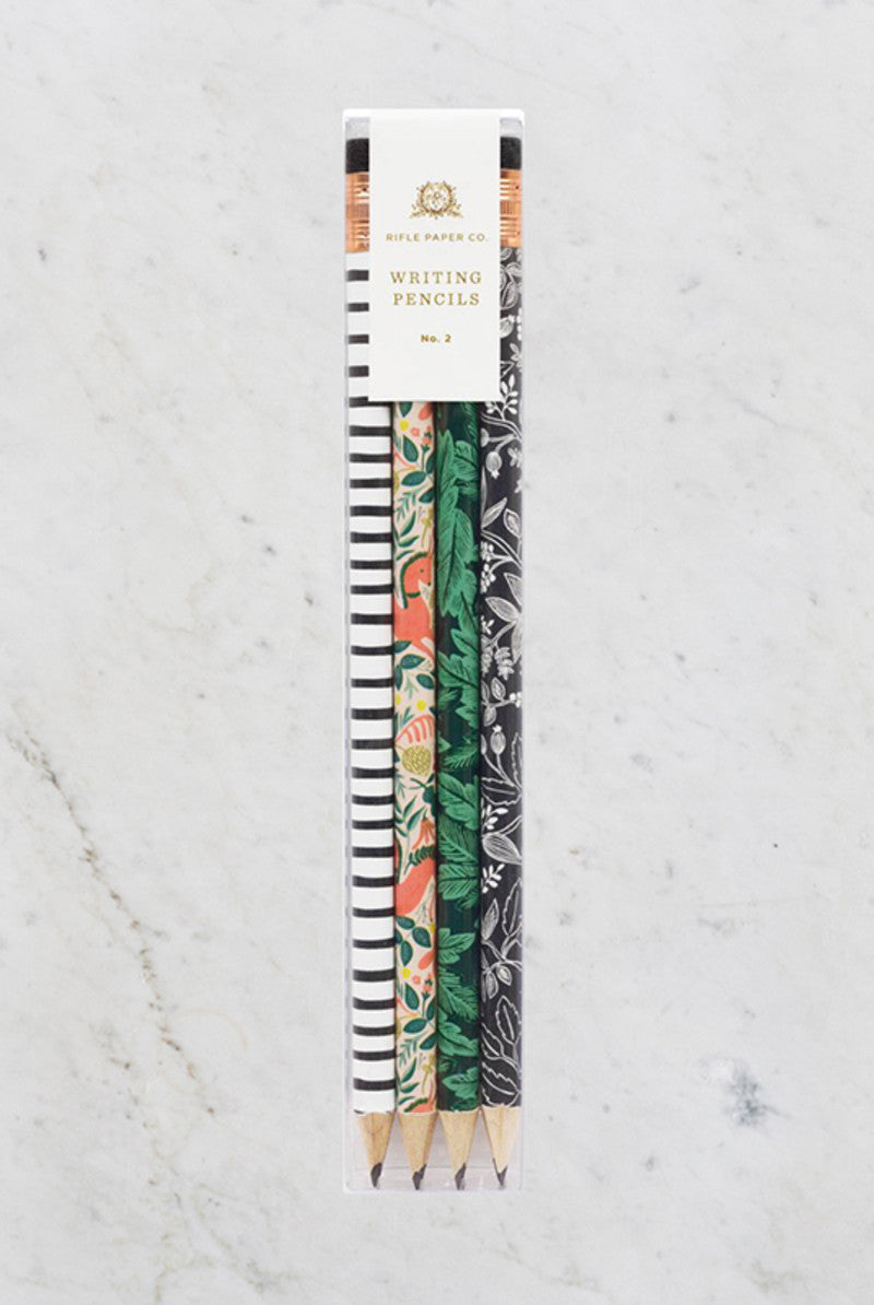 Rifle Paper Co - Pencil Set of 12 - Modernist