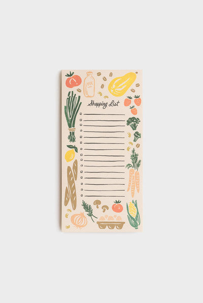 Rifle Paper Co - Shopping Pad - Corner Store