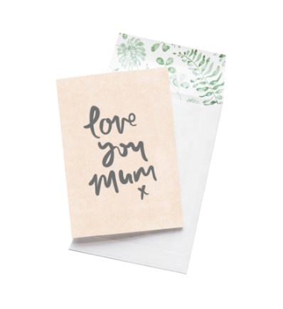 Emma Kate Co - Greeting Card - Love you, Mum