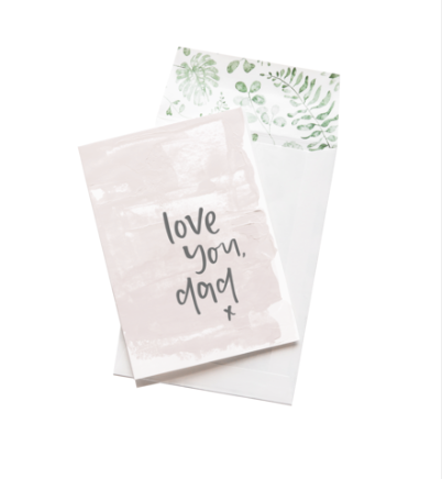 Emma Kate Co - Greeting Card - Love you, Dad