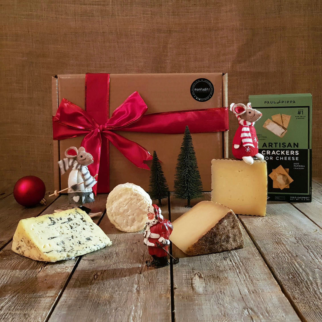 Christmas Essential Cheeseboard