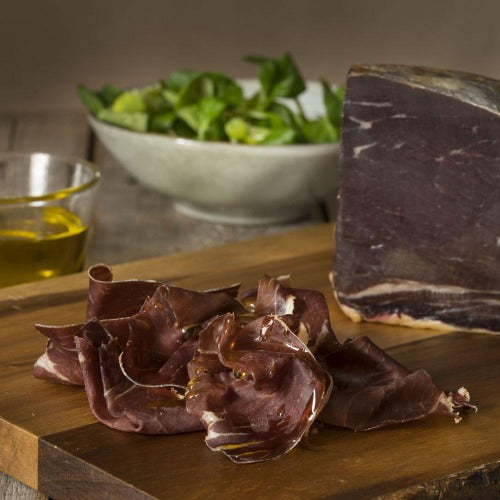 Air-Dried Smoked Beef