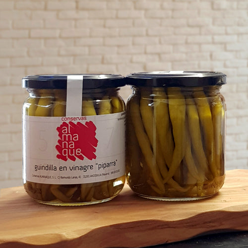 Pickled Guindilla Chillies