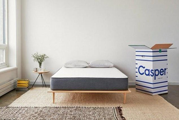 $75 off Any Size Casper Mattress Plus an Additional Product