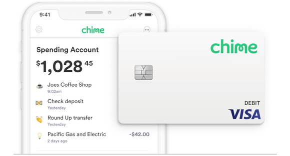 $50 Sign-up Bonus from Chime Online Mobile Banking Plus $50 Referrals!