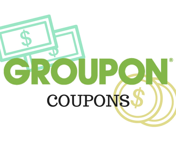 Get Your GROUPON and Save a Ton of Money!