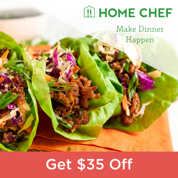 Get $35 off at Home Chef!