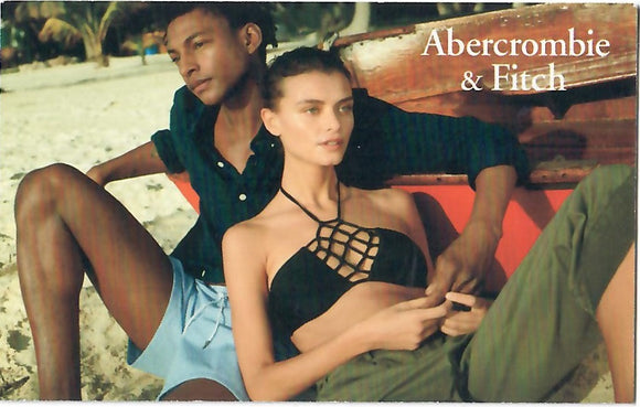 Abercrombie and Fitch 25% off $75−Instant Delivery
