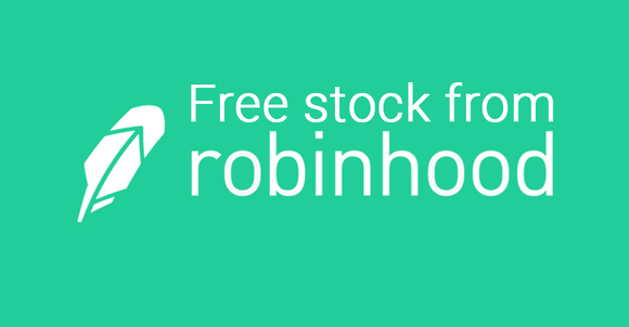 Free Stock from Robinhood Worth up to $500