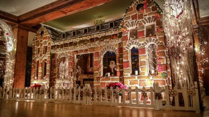 Historic Hotels of America Announces The 2018 Top 25 Most Magnificent Gingerbread Displays