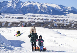 Across China: Winter tours set Xinjiang tourism alight