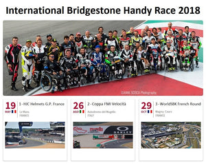 Mugello set to host second round of 2018 International Bridgestone Handy Race