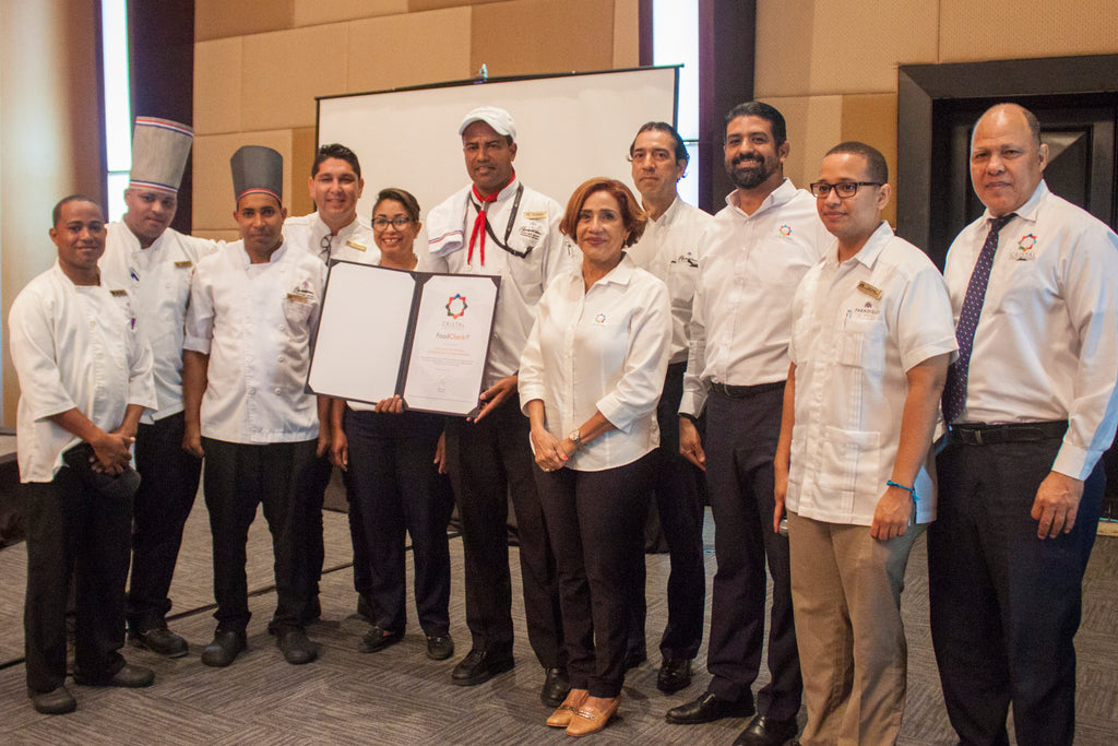 Cadena Meliá obtiene Certificado De Cristal International Standards