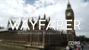 Wayfarer Executive Travel TV Show Being Broadcast on Sky News Australia Business Channel