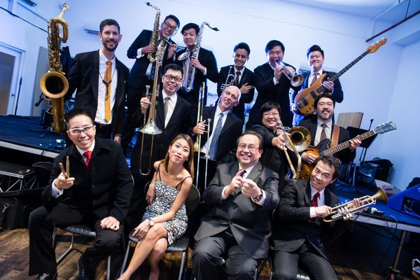 12 Mega Acts, 30 Hours Of Music And 20,000 Fans At The Singapore International Jazz Festival 2018 At Marina Bay Sands