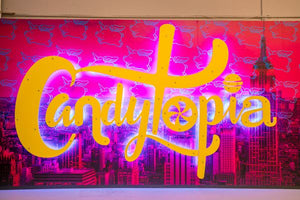 Candytopia, an Experiential Adventure of Sweets, Chooses Mall of America