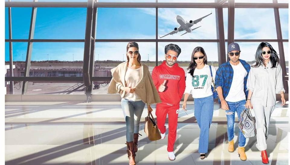 Designed for take-off: Nailing airport looks in style
