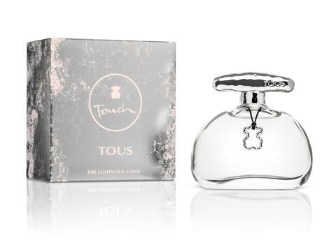 TOUS PRESENTA TOUCH THE LUMINOUS GOLD