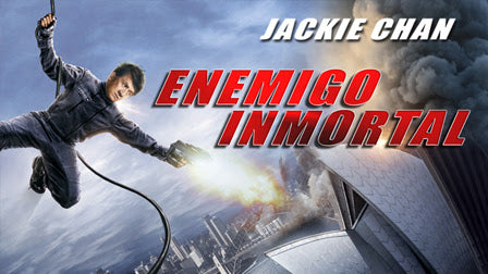 """ENEMIGO INMORTAL"" (Bleeding Steel)"