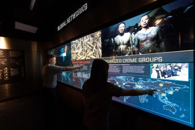 THE MOB MUSEUM IN DOWNTOWN LAS VEGAS DEBUTS TECHNOLOGY-DRIVEN, CURRENT-EVENTS EXHIBITIONS