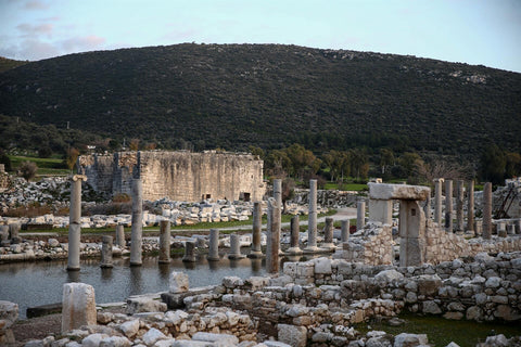 Patara, cradle of civilizations, is declared this year's tourism site