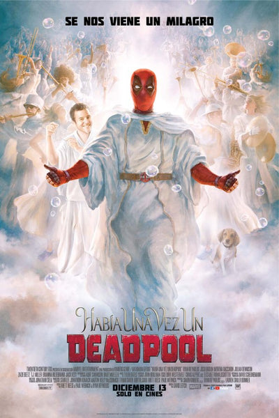 """Había una vez un Deadpool"" (Once Upon a Deadpool)"